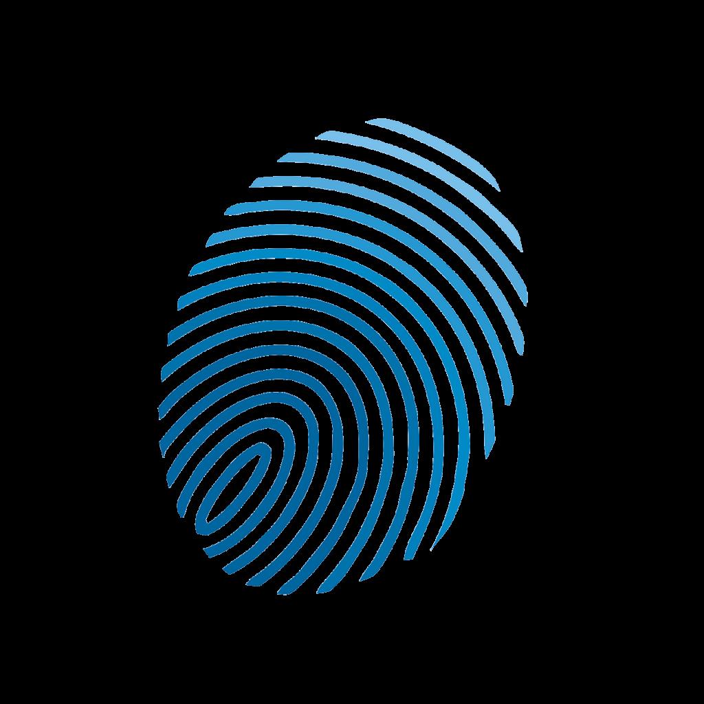 Fingerprint kopi